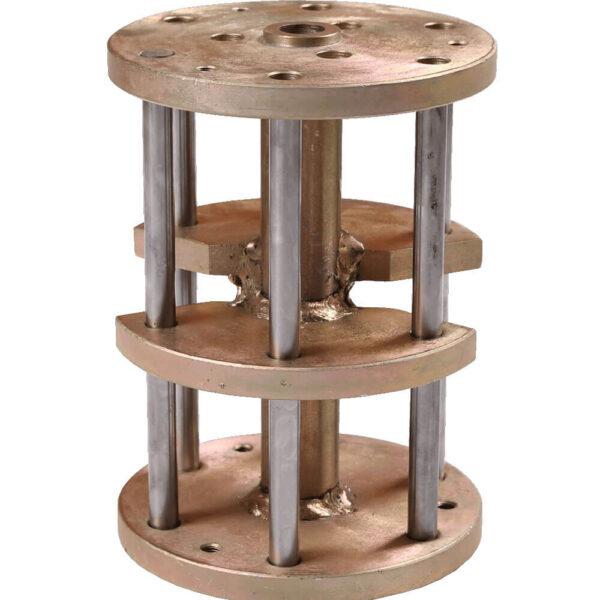 concrete scarifier drum oem